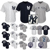 eb926d910 2018 New York Jersey Yankees 99 Männer 99 Richter 23 Don Mattingly 3 Babe  Ruth 42 Mariano Rivera 7 Mickey Mantle Baseball Jersey