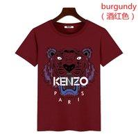 neue t-shirt-stile großhandel-19ss NEUE art T-shirt Mode Herren Designer T-shirt Casual Männer Kleidung Baumwolle T