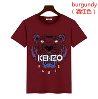 ingrosso nuovi stili della maglietta-19ss NUOVO stile Tshirt Moda Mens Designers T Shirt uomo casual vestiti in cotone Tee