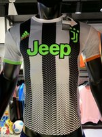 jersey ajustado al por mayor-19 20 Versión juve fútbol jersey (Ajuste apretado) Casa Dybala Ronaldo Maglia da Calcio 2019 camisas 2020 campeones del fútbol maillot de los pies