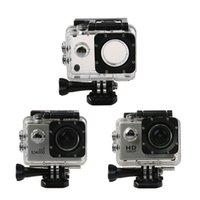 ingrosso dmc lumix-Custodia protettiva impermeabile per fotocamera subacquea da nuoto per telecamere SJCAM SJ4000 Action Sport FW889