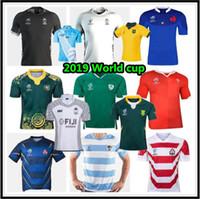 novos copos venda por atacado-2019 fiji Camisa de Rugby Nova Zelândia Camisa 19 20 Japão Copa do Mundo Austrália África do Sul País de Gales Argentina Samoa Rugby Jersey s-3xl