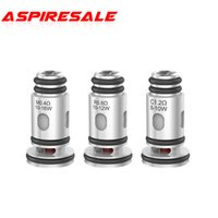 Wholesale spas 12 resale online - Authentic Vape SPAS Mesh ohm Coil Regular ohm Dual Coil Ceramic ohm Coil for Spas Kit