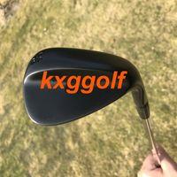 palos de golf de calidad al por mayor-2018 cuñas de golf de calidad OEM S7 cuñas de plata / gris / negro colores 48 50 52 54 56 58 60 62 grados 3pcs con ranuras originales palos de golf
