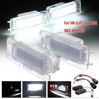 Wholesale vw polo mk6 for sale - Group buy Error Canbus LED Licence Number Plate Lights for VW Polo Scirocco Passat CC for VW Golf GTI R R32 Mk4 Mk5 Mk6 Mk7