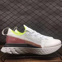 ingrosso scarpe atletiche uomo design-2020 01 epica Reagire Infinity Run uomini donne scarpe da corsa maglia maglia sport respirabili Athletic sneaker di design