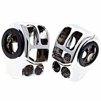 Wholesale motorcycle trikes resale online - Motorcycle Switch Housing Cover For Harley Touring and Trike Models