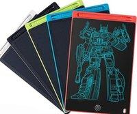 comprimés jouets achat en gros de-Mini 8.5inch planche à dessin LCD Écran Écriture Tablet Bloc-Notes Graphiques 8.5