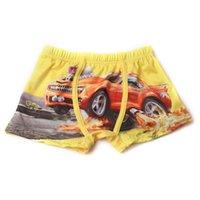 Wholesale swimwear for children boy for sale - Group buy Summer Children Shorts for Boy Briefs Baby Boy Swimwear Trunks New Cartoon Kid Child Underwears For years old