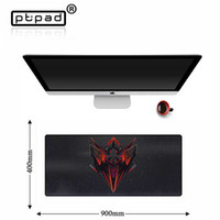 Wholesale rubber tablet resale online - Geometric Gaming Lockedge Tablet Keyboard Compute Mouse Pad mm PC Notebook Game Office Cushion Mousepad Gamer Desk Mats