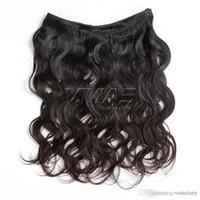 18 zoll peruanische webart großhandel-Peruanische reine Haarkörperwelle 3 Bündel 10-24 Zoll natürliche Farbkörperwelle VMAE HAAR 100% Menschenhaar-Webart