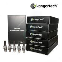 kanger bcc bobinas venda por atacado-Originais kanger T3S MT3S protank evod substituição unitank bobinas atomizador cabeça para kangertech T3S MT3 MT3S evod BCC protank 2 clearomizer DHL