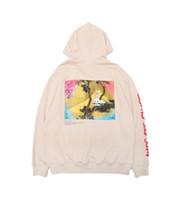 Wholesale hoodie branded for sale - Group buy Kanye West Kids See Ghosts Printed KSG Mens Brand Designer Hoodies Hip Hop High Street Sweatshirt Casual Male Pullover