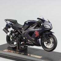 superbike motorräder groihandel-Maisto 01.18 YAMAHA YZFR1 R1 Motorradrennen Superbike-Modelle Moto Bike Gießt druck Toy Vehicles Geschenke Spielzeug für Kinder