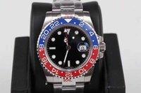 ingrosso orologi originali di design-GM V2 versione più alta montre DE luxe 904L materia prima in acciaio raffinato costruita con l'originale movimento orologi orologi di design cal.3186