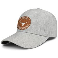 Wholesale floral round hats for sale - Group buy Texas Longhorns Round Logo Men Women Wool Baseball hats Fashion designer hat snapback Adjustable Sun cap Outdoor