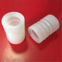 Elastic Seal Ring Pipe Spare Parts for Soft Serve Ice Cream Machine Scraper Rod Accessories Replacement 2 pcs