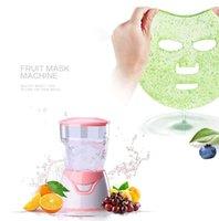 gesichtsbehandlungen nach hause großhandel-Obstmaske Maschine Gesichtsmaske Hersteller Maschine Gesichtsbehandlung DIY Automatische Obst Natürliches Gemüse Kollagen Heimgebrauch Schönheitssalon SPA Pflege