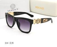 nouvelles lunettes de soleil pour femmes achat en gros de-Lunettes de luxe vintage hommes pour vente marques nouvelle marque Designer Metal Square lunettes de soleil polarisées femmes Lunettes de soleil 27323