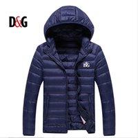 abrigo de lunares mujeres al por mayor-De lujo abajo DGing chaqueta de los hombres chaqueta de abrigo chaqueta alta calidad del diseñador canadiense algodón invierno de las mujeres abrigo de invierno