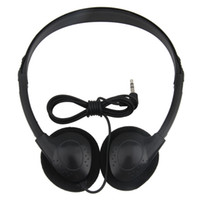 Wholesale computers for sell online – Hot Sell Cheap Wired Headphone Stereo Music Noise Cancelling Headset without Mic for Computer Cell Phone