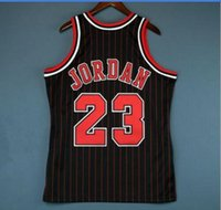 Custom Men Youth women Vintage Michael Mitchell & Ness 96 97 Jersey College basketball Jersey Size S-6XL or custom any name or number jersey