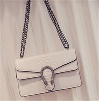 Designer Handbags Snake High Quality Leather Embossed Fashion Women Chain Crossbody Bag Designer Messenger Bags Shoulder Bag Newset