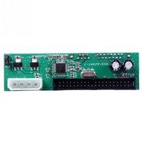 adaptör ide ata sata toptan satış-Seri ATA dönüştürür SATA PATA / ATA / IDE / EIDE için Sata Sabit Disk Adaptörü Dönüştürücü 3.5 HDD Parallel için Pata IDE