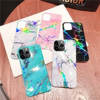 Wholesale rock phone case for sale – best Marble Soft TPU IMD Laser Case For Iphone pro max XR XS samsung S10 note Natural Granite Stone Rock Luxury Fashion Gel Phone Cover
