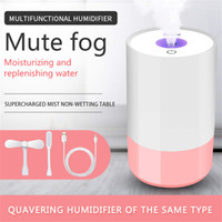 Wholesale aromatherapy sprays resale online - New humidifier home USB moisturizer car aromatherapy mute bedroom spray instrument office aromatherapy machine Bedroom humidifier