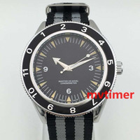 Wholesale bond batteries for sale - Group buy Luxury James Bond Master mm Quartz NATO Strap Mens Wristwatches Watches Limited Edition Sports Watch