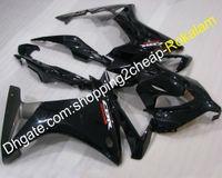 cbr motorradteile großhandel-Verkleidungssatz Für Honda Motorradteile CBR500R 2013 2014 CBR 500R 13 14 Schwarz Motorrad Verkleidungssatz (Spritzguss)