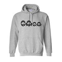 bisiklet kaskı erkek xl toptan satış-2019 Marka Erkekler Spor Moda marka Baskı Dört Wheeler Dört ATV Dirt Bike Kar Araci kask sopa rakam aile