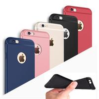 Cover iPhone 7 Silicone Morbida opaca anti-polvere cappuccio