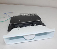 Wholesale siren car horn resale online - 100W ohm ultra thin slim car speaker horn tweeter for siren waterproof