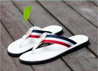 sandales sport étoiles achat en gros de-Pantoufles Summer Beach Sports antidérapante Homme Slides Sandales souple Femme Accueil stars Tongs extérieur Homme d'intérieur