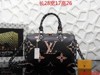 классическая сумочка оптовых-2019 дизайн женская сумка женская сумка клатч высокого качества классические сумки на ремне модные кожаные сумки сумки смешанного порядка GG89