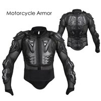 Wholesale motorcycle jacket chest protector for sale - Group buy Motorcycle Armor Jacket Racing Suits Motocross Protector Spine Chest Protection Gear M L XL XXL XXXL HHA248