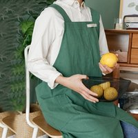 Wholesale garters sale for sale - Group buy Apron Dress Men Women Homewear Garter Flower Classic Cooking Bib Decoration Sale