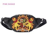 venda de sacos de homens venda por atacado-Rosa Sugao homens e mulheres saco de cintura designer de sacos de peito nova fábrica de bolso saco da forma crossbody pequena mochila vendas quentes venda grossista saco