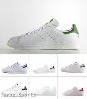 adidas blue, neue Rabatt Frauen adidas Stan Smith weiß