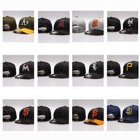 Wholesale mens football hats for sale - Group buy New Arrival Top quality Mens Baseball Snapbacks Caps Womens Sport Hip Hop Basketball Snapback Football Adjustable Hats Cotton Casual Hats