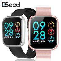 ingrosso bluetooth monitor del cuore-P70 Wristband Tracker Salute Smartwatch Bluetooth 4.0 sonno monitoraggio della frequenza cardiaca Promemoria sedentario con Package