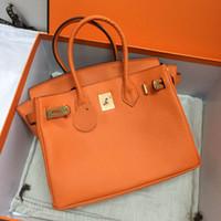 tasarımcı marka toptan toptan satış-Klasik Bayan Lüks Tasarımcı çanta Tote Micaela 2020 Marka Moda Gerçek Deri Çanta Messenger Omuz Crossbody Çanta Cüzdanlar