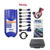 Wholesale scanner heavy for sale - NEXIQ Auto Heavy Duty Truck Scanner Tool NEXIQ USB Link Nexiq USB Link NEXIQ2 USB Bluetooth Better Than DPA5