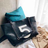 Wholesale ladies big handbags sale resale online - designer handbag shoulder bag for female purses high quality ladies shoulder bags mini bag hot sale big tote