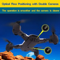 лучший вертолет оптовых-Best 1080P Camera Drone With Camera HD Optical Flow Positioning Quadrocopter Altitude Hold FPV Quadcopters Folding RC Helicopter