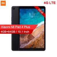 таблетка xiaomi оптовых-Оригинальный планшет Xiaomi Mi Pad 4 Plus для ПК 10,1