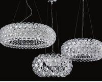luces italianas al por mayor-Suspensión moderna Caboche Luces colgantes Iluminación italiana Lámparas colgantes para comedor sala de estar moderna lámpara de luz rústica
