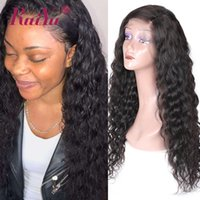 Wholesale best curly human hair wigs for sale - Group buy New Natural Curly Wig Full Lace Human Hair Wigs Best Quality For Black Women Glueless Lace Front Wigs Brazilian Remy Lace Wig